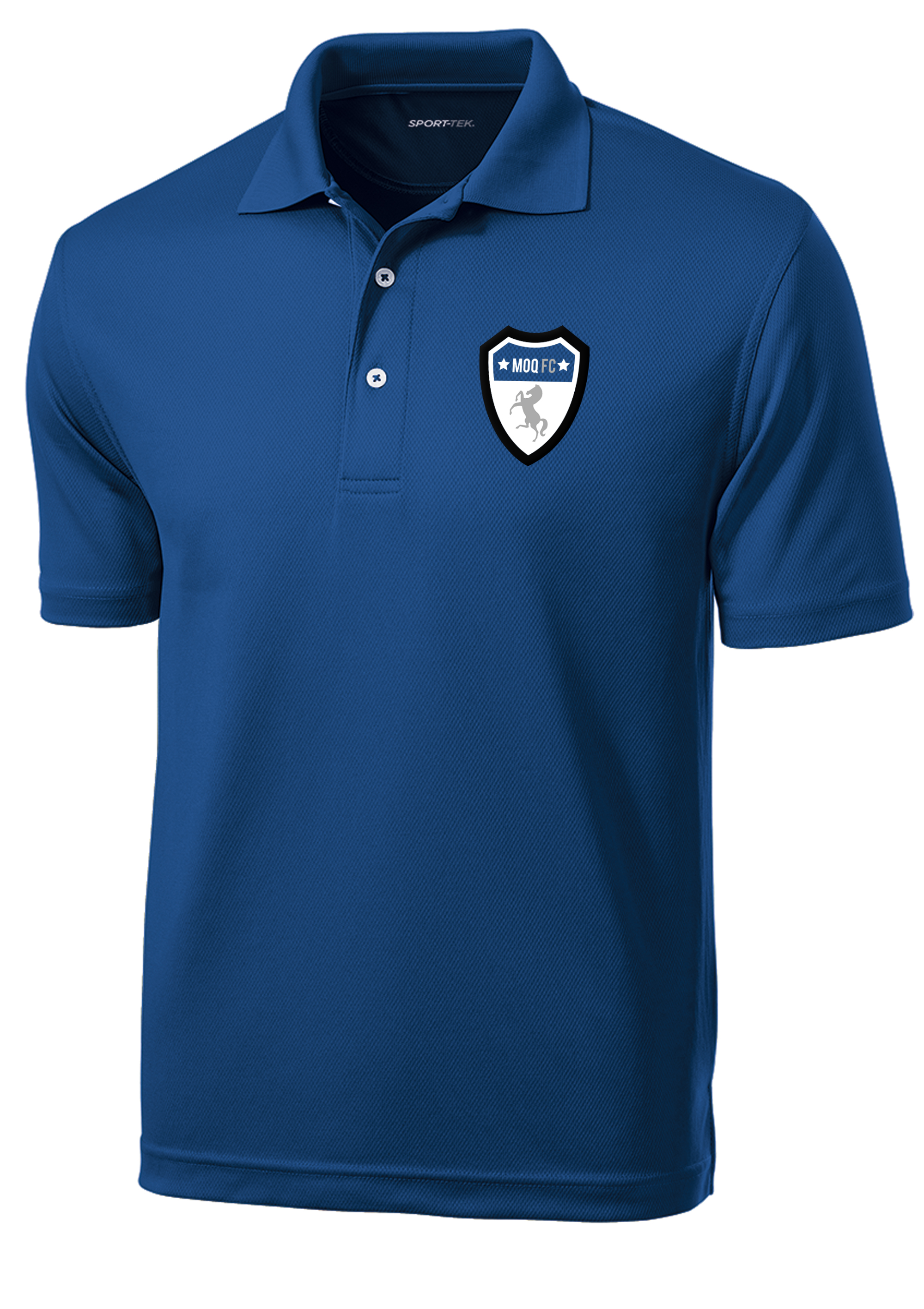 Royal Moq Sport Tek Dri Mesh Polo